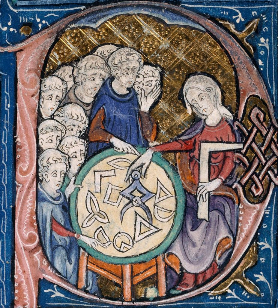 An image from a manuscript.
