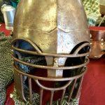 Image of a medieval helmet