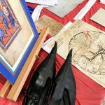 Image of medieval manuscripts