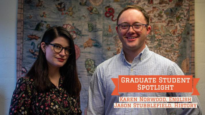 Graduate Student Spotlight