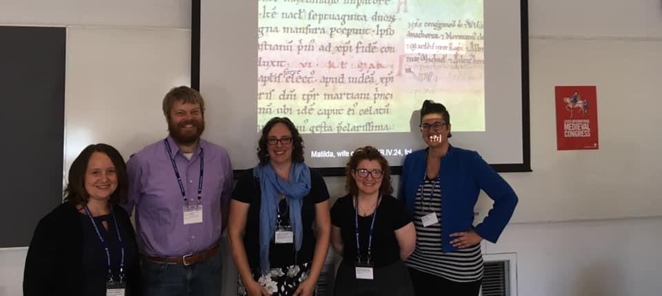 International Medieval Congress in Leeds, England