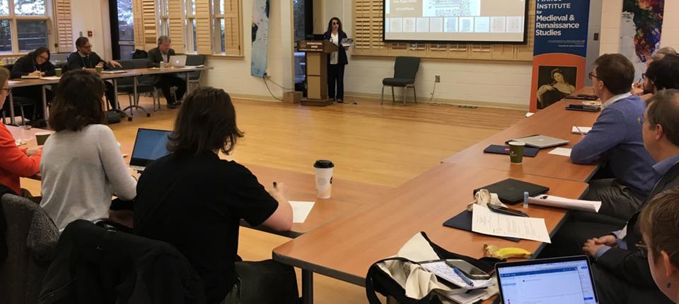 Marco Institute's 14th annual manuscript workshop